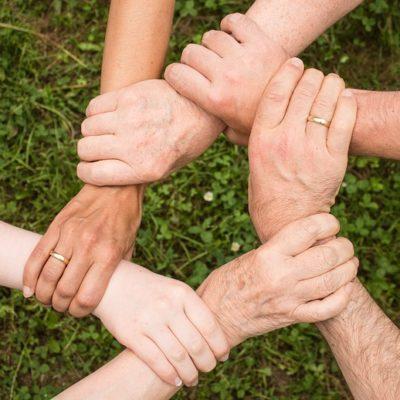 Hilfeleistung während der Corona-Zeit/ Generationenbund im Landkreis Berchtesgadener Land