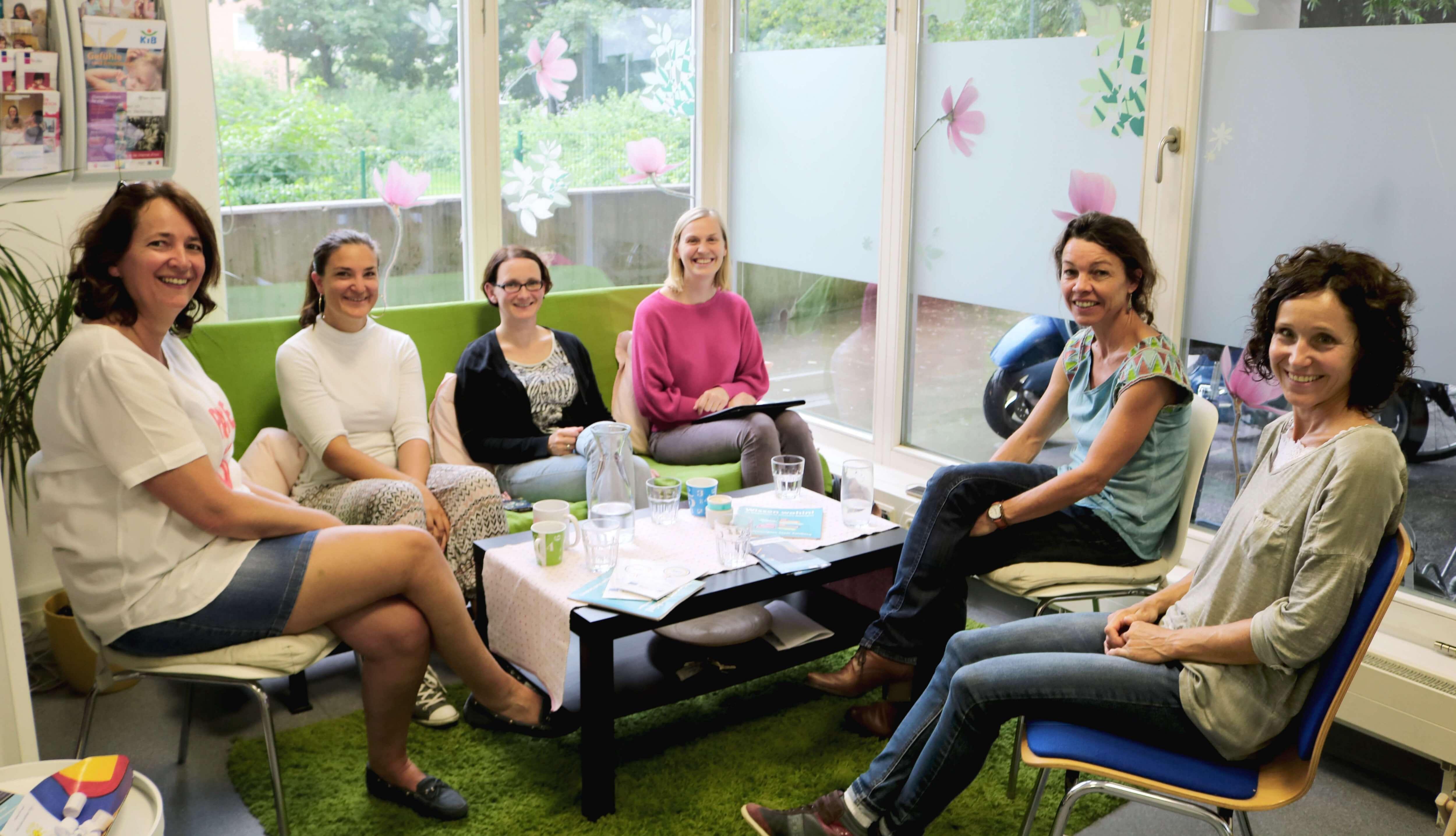 Team der Salzburger Fraueninitiative