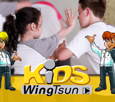 Kinder stark machen mit Kids-WingTsun