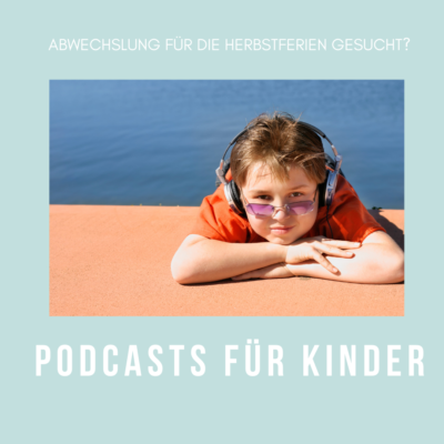 Podcast-Sammlung für Kinder
