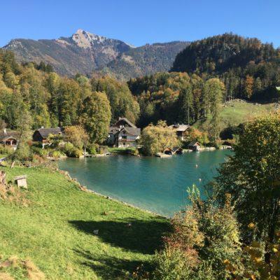 Ausflugstipp der Woche: Fürberg am Wolfgangsee
